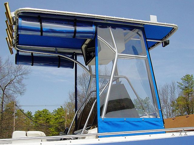 Boat Canvas and Enclosures