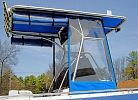 Boat T top Enclosure