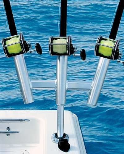 Boat fishing rod holders for Fishing pole holders for boats