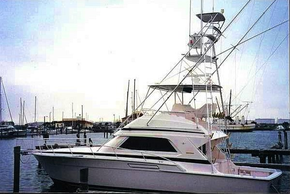 Tuna tower makes the most sense on express boats 30' and larger when a ...