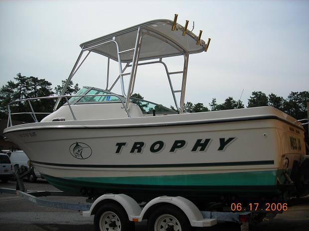 Custom Boat Towers, Radar Arches, T-tops, Canvas & Enclosures