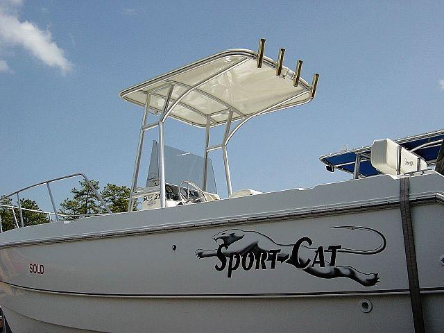 Boat T tops