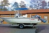 Boston Whaler Outrage 1998-20'
